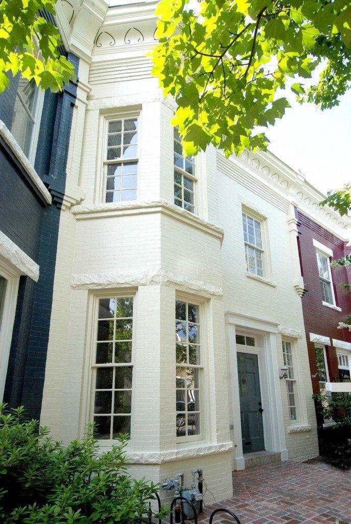 Farrow ball a richmond exterior favorite palette paint - Farrow and ball exterior door paint ...