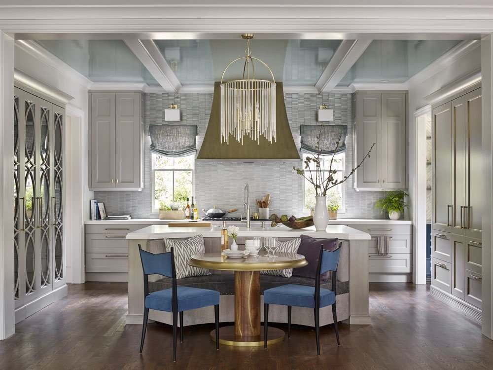 Farrow and ball house beautiful 2016 kitchen of the year for Kitchen ideas house beautiful