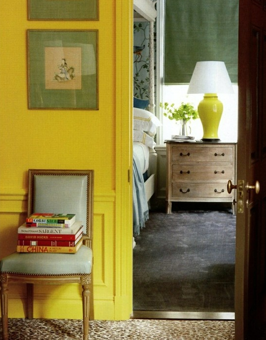 FARROW AND BALL | No 279 Yellowcake - Palette Paint