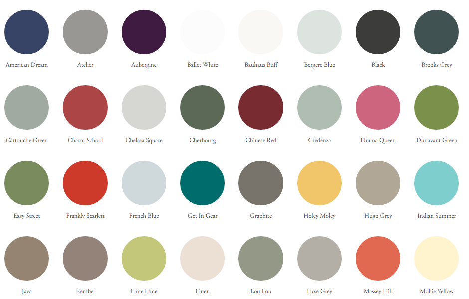 Amy Howard At Home Archives Palette Paint